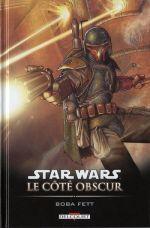 Star Wars - Le côté obscur T7 : Boba Fett (0), comics chez Delcourt de Wagner, Kennedy, Velasco