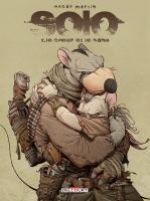 Solo T2 : Le coeur et le sang (0), comics chez Delcourt de Martin