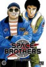 Space brothers T13, manga chez Pika de Koyama