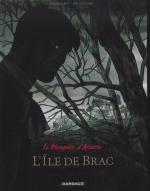 Le marquis d'Anaon T1 : L'île de Brac (0), bd chez Dargaud de Vehlmann, Bonhomme, Delf