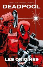 Deadpool (vol.1 & 2) : Les origines (0), comics chez Panini Comics de Nicieza, Waid, Madureira, Weeks, Churchill, Lashley, Thomas, Oliver, Moreshead, Liefeld