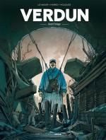 Verdun T1 : Avant l'orage (0), bd chez Bamboo de Le Naour, Holgado, Marko