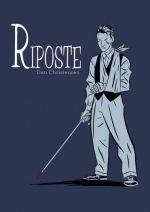 Riposte, bd chez Scutella Editions de Christensen