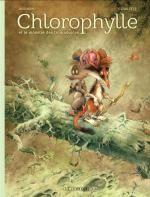 Une Aventure de Chlorophylle par Hausman et Cornette : Le monstre des trois sources (0), bd chez Le Lombard de Cornette, Hausman