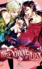 100 demons of love  T6, manga chez Soleil de Toriumi