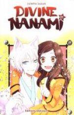 Divine Nanami T21, manga chez Delcourt de Suzuki
