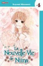 La nouvelle vie de Niina T4, manga chez Panini Comics de Minamori