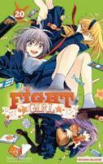 Fight girl T20, manga chez Delcourt de Tsubaki
