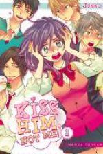 Kiss him not me  T1, manga chez Soleil de Junko