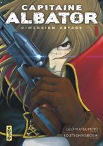 Capitaine Albator Dimension voyage T1, manga chez Kana de Matsumoto, Shimaboshi