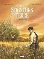 Seigneurs de la terre T1 : L'Appel de Cérès (0), bd chez Glénat de Rodhain, Malisan, Francescutto