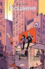 All-New Hawkeye T1 : Wunderkammer (0), comics chez Panini Comics de Lemire, Perez, Herring
