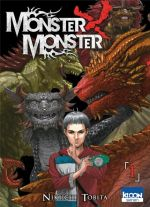 Monster X Monster T1, manga chez Ki-oon de Tobita