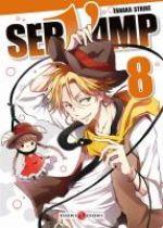Servamp T8, manga chez Bamboo de Strike