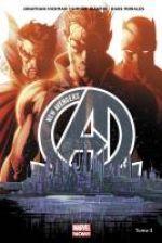 The New Avengers (vol.3) T3 : D'autres mondes (0), comics chez Panini Comics de Hickman, Rags, Bianchi, Dell'Alpi, Dall'agnol, Martin jr, Deodato Jr