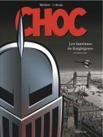 Choc T2 : Les fantômes de Knightgrave (deuxième partie) (0), bd chez Dupuis de Colman, Maltaite, Cerise, Lady C.
