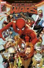 Secret Wars T2 : L'œil de Fatalis (0), comics chez Panini Comics de Hickman, Spurrier, Marks, Ribic, Svorcina, Mrva, Ross, Land