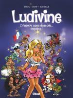 Ludivine : L'Histoire sans dessous... dessous ! (0), bd chez Glénat de Erroc, Rodrigue, Dany