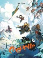 Les Chevaliers de la chouette T2, bd chez Glénat de Fiquet