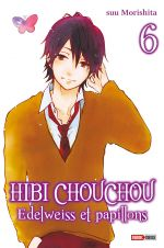 Hibi chouchou - Edelweiss & Papillons  T6, manga chez Panini Comics de Morishita