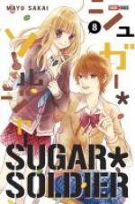 Sugar soldier T8, manga chez Panini Comics de Sakai
