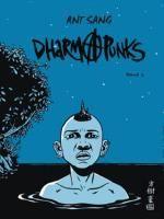 Dharma punks T2, bd chez Presque Lune de Sang