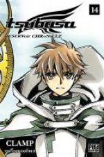 Tsubasa RESERVoir CHRoNiCLE – Edition double, T14, manga chez Pika de Clamp