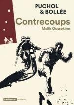 Contrecoups : Malik Oussekine (0), bd chez Casterman de Bollée, Puchol