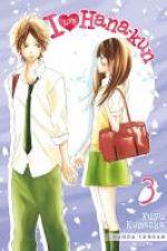 I love Hana-Kun T3, manga chez Tonkam de Kuamoka