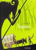 Ingmar T2 : Crâne noir (0), bd chez Dupuis de Bourhis, Spiessert, Mathilda