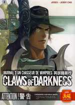 Claws of darkness T3, manga chez Soleil de Josev, Cho