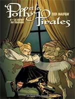Polly et les pirates T4 : Le secret du tricorne (0), comics chez Les Humanoïdes Associés de Naifeh, Ralenti