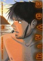 Rivage T3, manga chez Delcourt de Kashiwagi