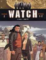 Watch T3 : La Terre sacrée (0), bd chez Delcourt de Chauvel, Erbetta, Gonzalbo