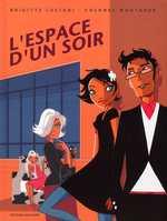 L'espace d'un soir, bd chez Delcourt de Luciani, Colonel Moutarde