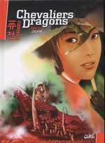 Chevaliers dragons, bd chez Soleil de Ange, Dohé