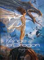 L'ange et le dragon T1 : Et la mort ne sera que promesse (0), bd chez Soleil de Téhy, Lalie