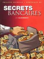 Secrets bancaires T1 : Blanchiment (2.1) (0), bd chez Glénat de Richelle, Hé, Pradelle