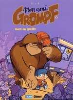 Mon ami Grompf T2 : Gare au gorille (0), bd chez Glénat de Nob