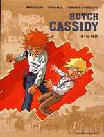 Butch Cassidy T2 : El paso (0), bd chez Vents d'Ouest de Duhamel, Brrémaud, Vermot-Desroches, Croix