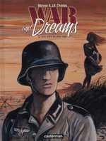 War and dreams T1 : La terre entre les deux caps (0), bd chez Casterman de Charles, Charles