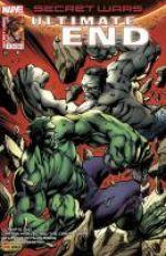 Secret Wars : Ultimate End T2 : Répondez, docteur ! (0), comics chez Panini Comics de Bendis, Deconnick, Soule, Guggenheim, Thompson, Timms, Pacheco, Lopez, Bagley, Martin jr, Ponsor, d' Armata