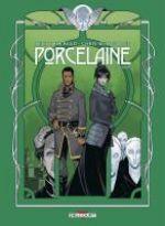 Porcelaine T2 : Femme (0), comics chez Delcourt de Read, Wildgoose, May