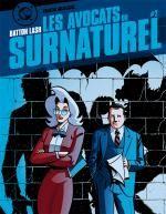 Les Avocats du surnaturel T2, comics chez Fluide Glacial de Lash, Mikl