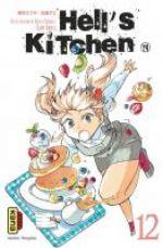 Hell's kitchen  T12, manga chez Kana de Nishimura, Amashi