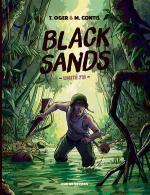 Black sands, bd chez Rue de Sèvres de Oger, Contis