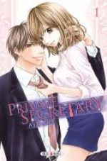 Private secretary T1, manga chez Soleil de Oda