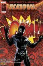 Secret Wars : Deadpool T3 : Guerres très très secrètes (0), comics chez Panini Comics de Duggan, Bunn, Young, Yost, Lolli, Espin, Pinna, Rosenberg, Beaulieu, Staples, Redmond, Harris
