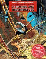 Les aventures de Charlotte T2 : Le rocher aux hirondelles (0), bd chez Casterman de Miel, Taymans