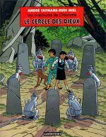 Les aventures de Charlotte T5 : Le cercle des dieux (0), bd chez Casterman de Miel, Taymans